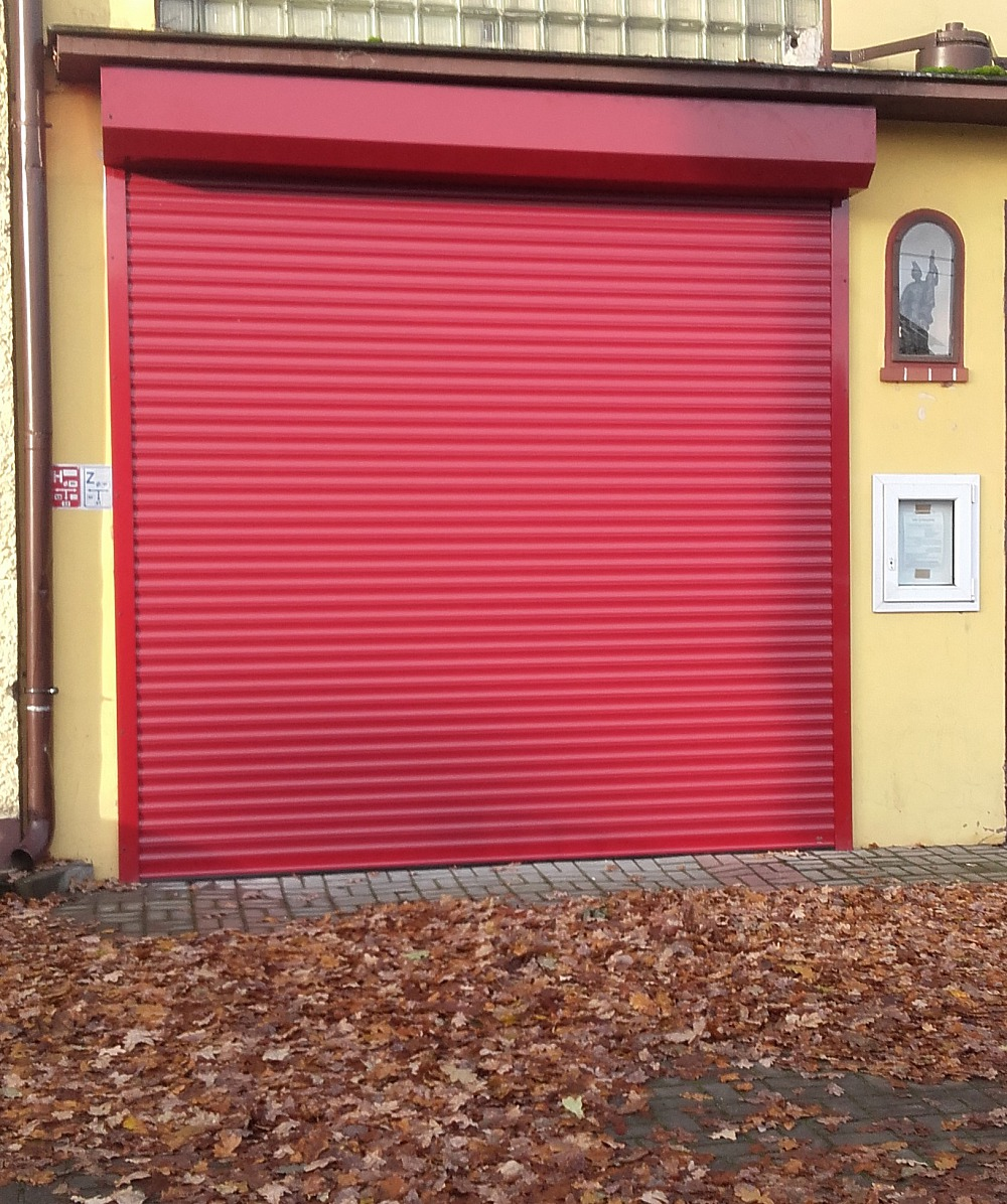 jd doors garage rolling annotated products roller door uk